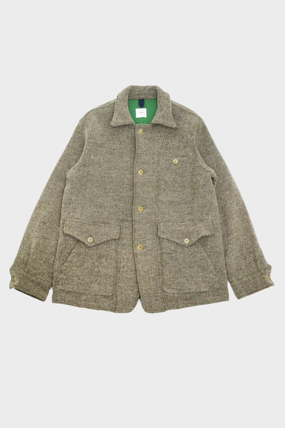 ts(s) - Bird Watching Jacket - Khaki - Canoe Club