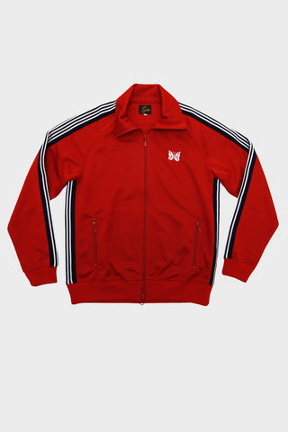 Needles Track Jacket red product picture full front