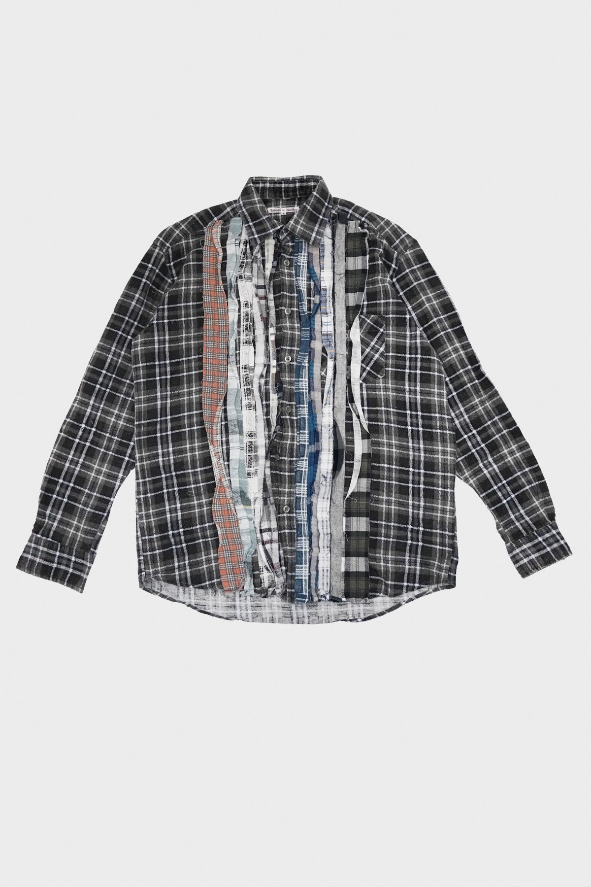 Needles - Ribbon Flannel Shirt - Assorted #2 - Small - Canoe Club