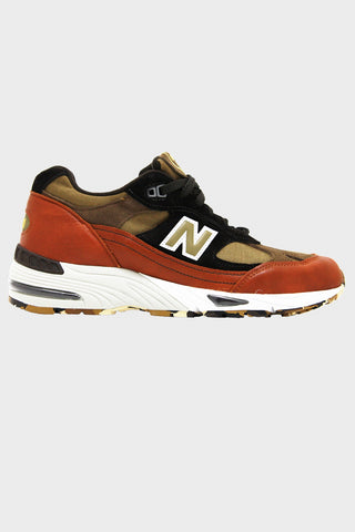 new balance Made in UK 991 shoes - Tan/Brown