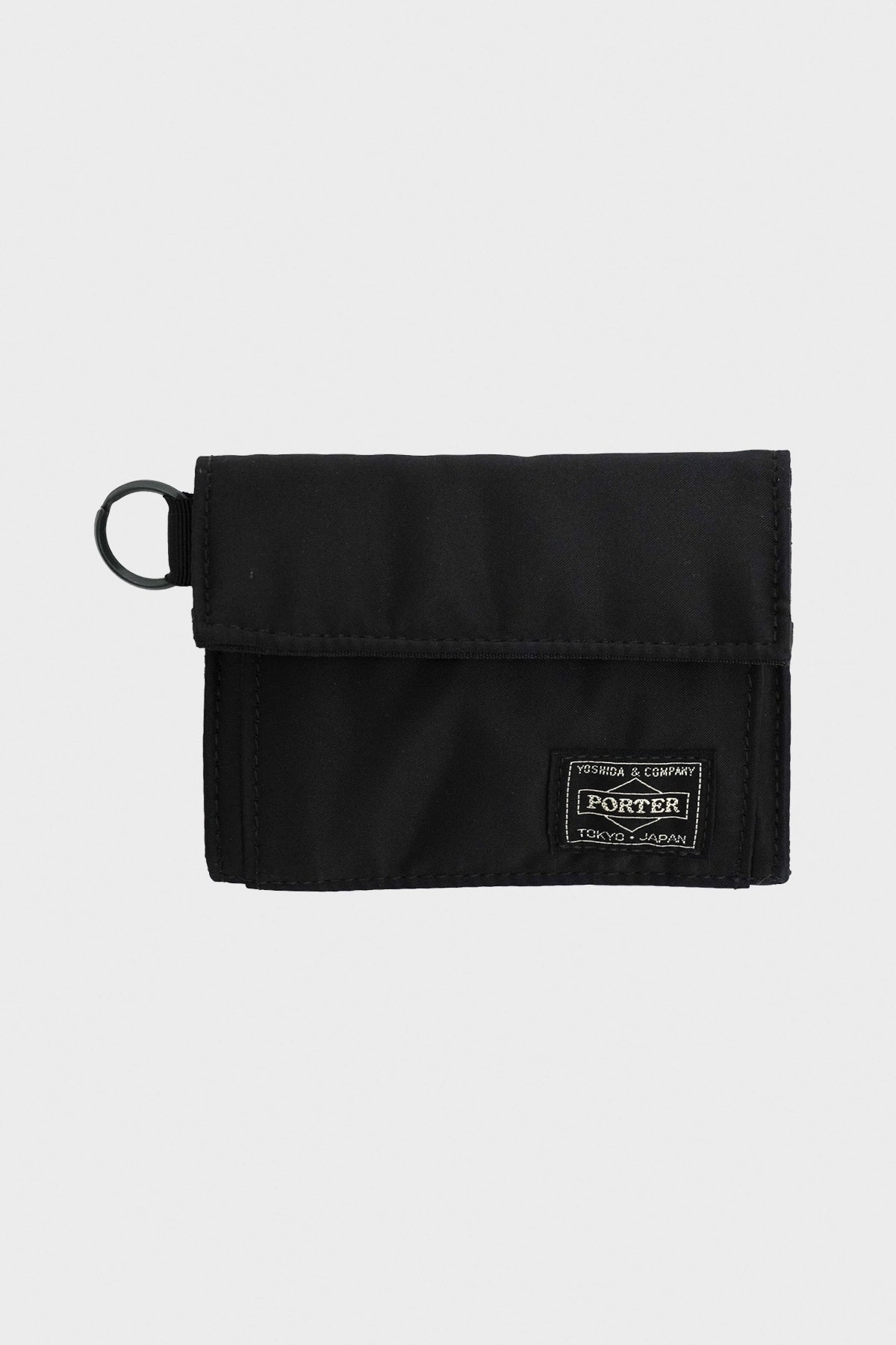 Porter Yoshida and Co - Nylon Wallet - Black - Canoe Club