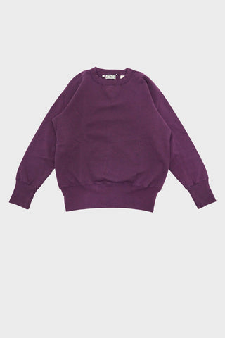 levis vintage clothing lvc Bay Meadows Sweatshirt - Dark Purple