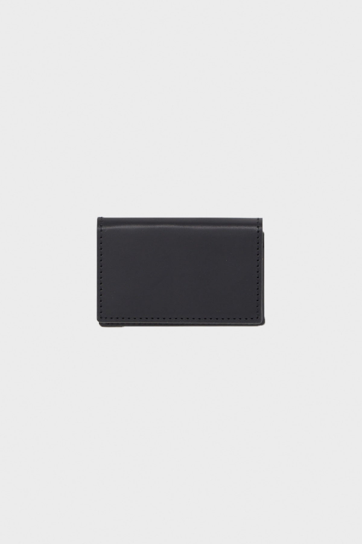 Hender Scheme - Folded Card Case - Black - Canoe Club