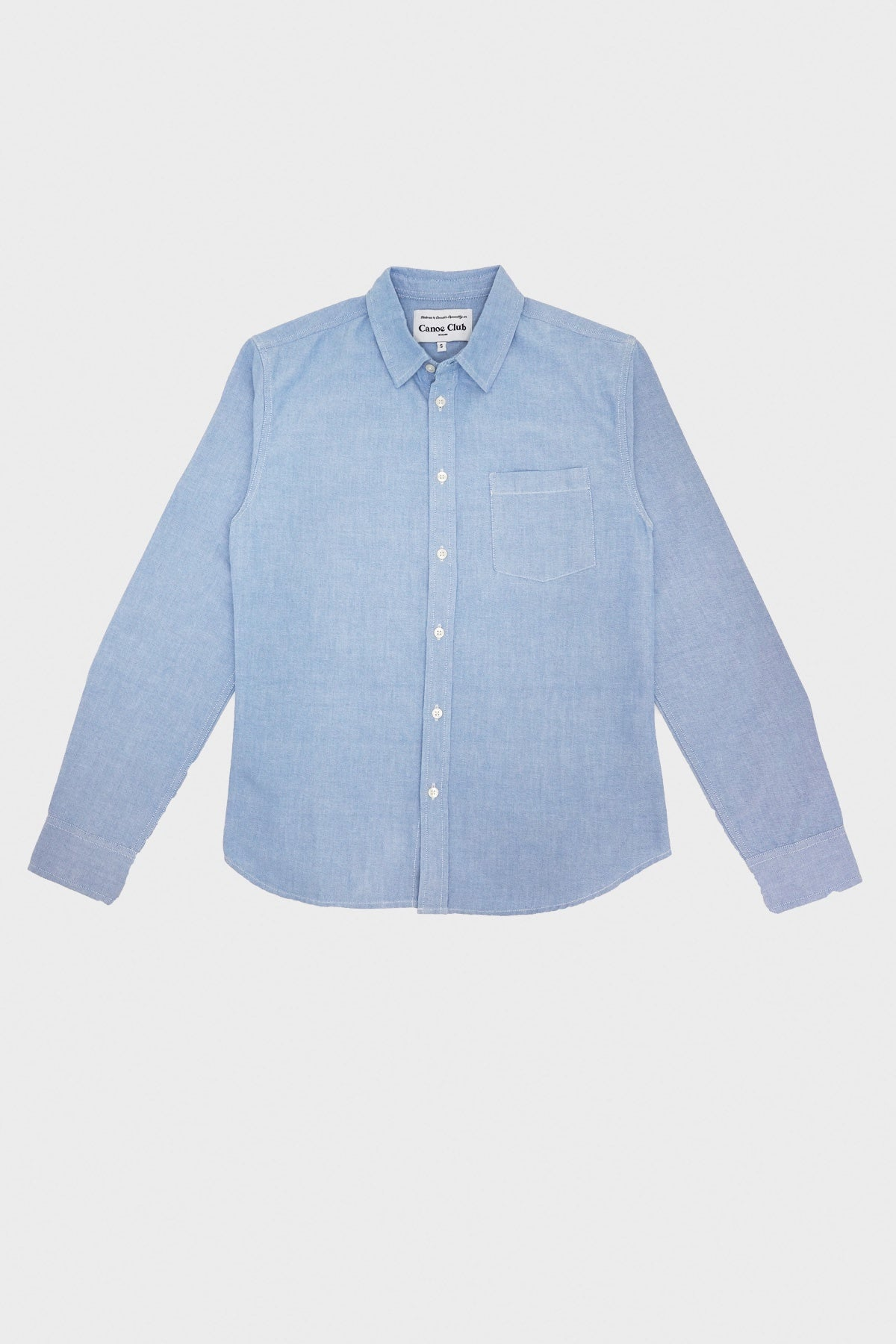 Canoe Club Oxford shirt - Blue