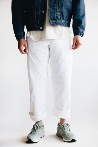 orslow Painter Pants - 66 Ecru