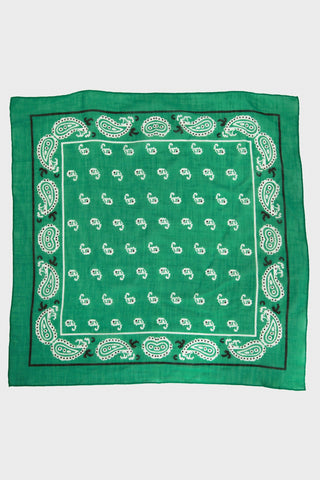 Bandana No. 4 - Green