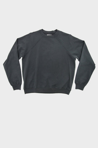 Lady White co. Jacob Sweatshirt - Faded Black