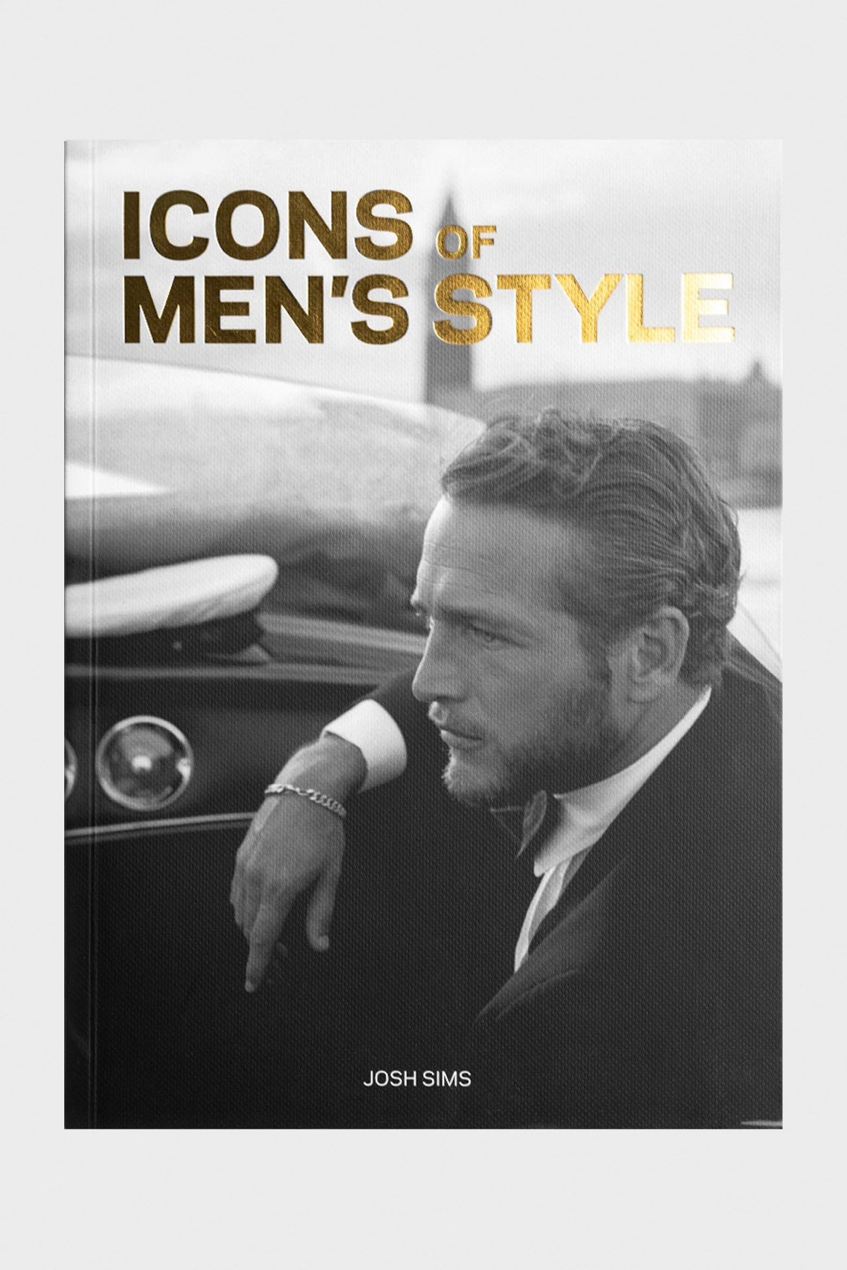 Hachette Books - Icons of Men's Style - Canoe Club