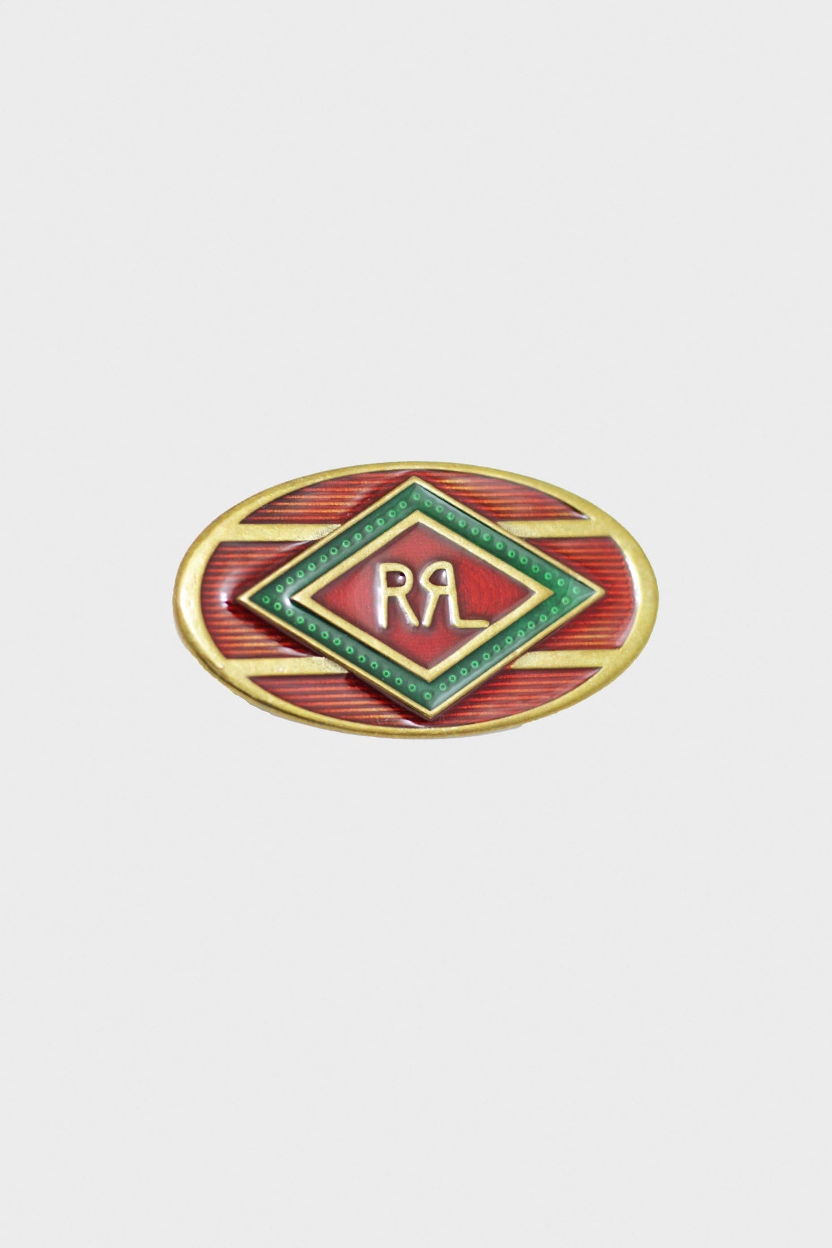 rrl Western Enameled Pin