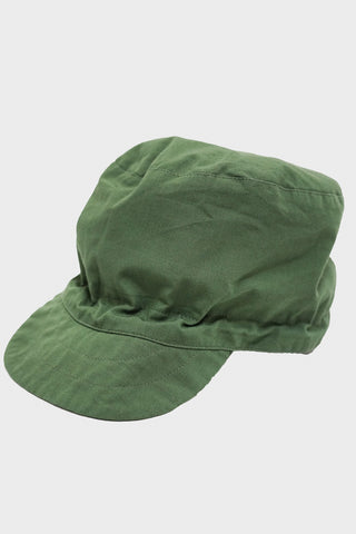 engineered garments FM Cap - Olive Cotton Ripstop