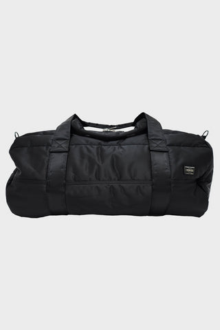 porter yoshida and co 2 Way Boston Bag - Black