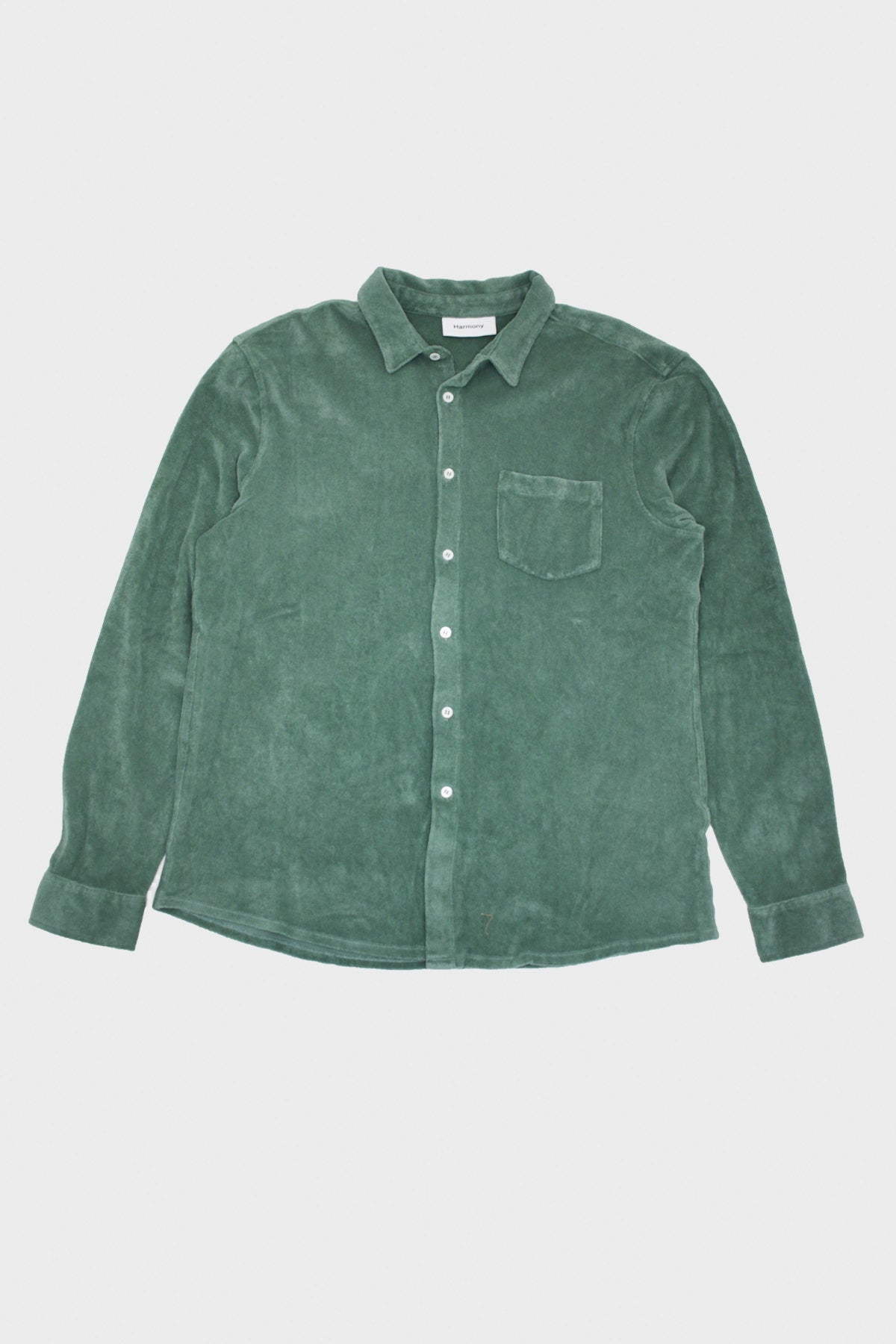 Harmony - Caleb Shirt - Mint - Canoe Club