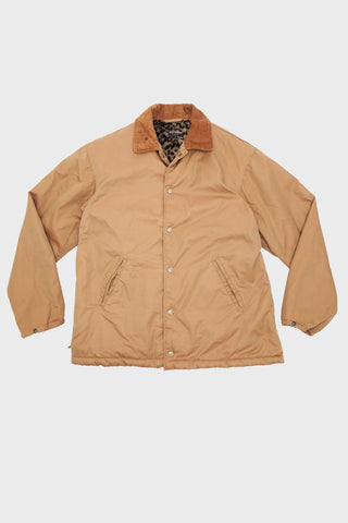 engineered garments Ground Jacket - Orange PC Iridescent Twill