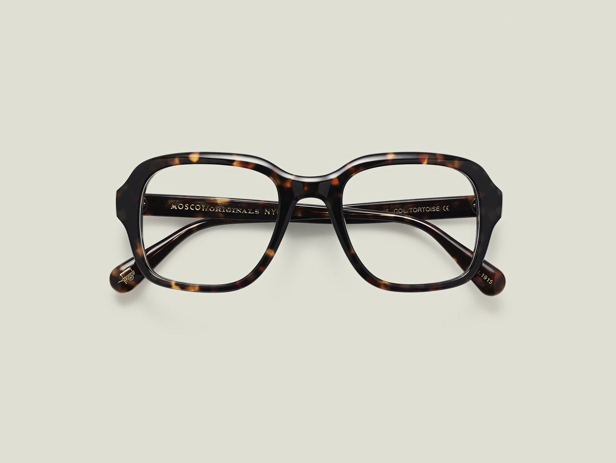 Moscot - Megillah - Tortoise Optical - Canoe Club
