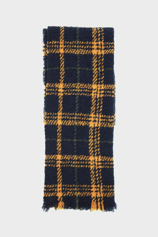 destin Buddy Leeds - Sciarpa Scarf - Yellow Navy/Army