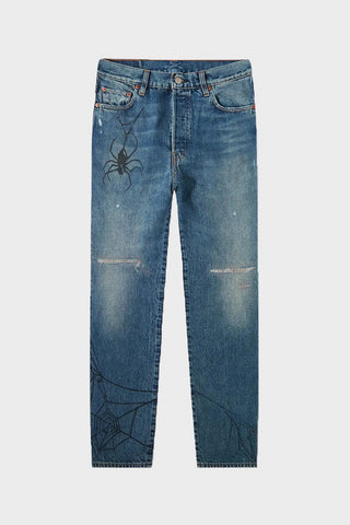 levi's vintage clothing 1984 501 Jeans Tangled Web
