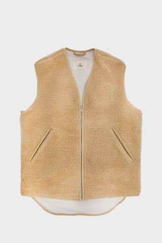 Penouco Down Vest - Off-White