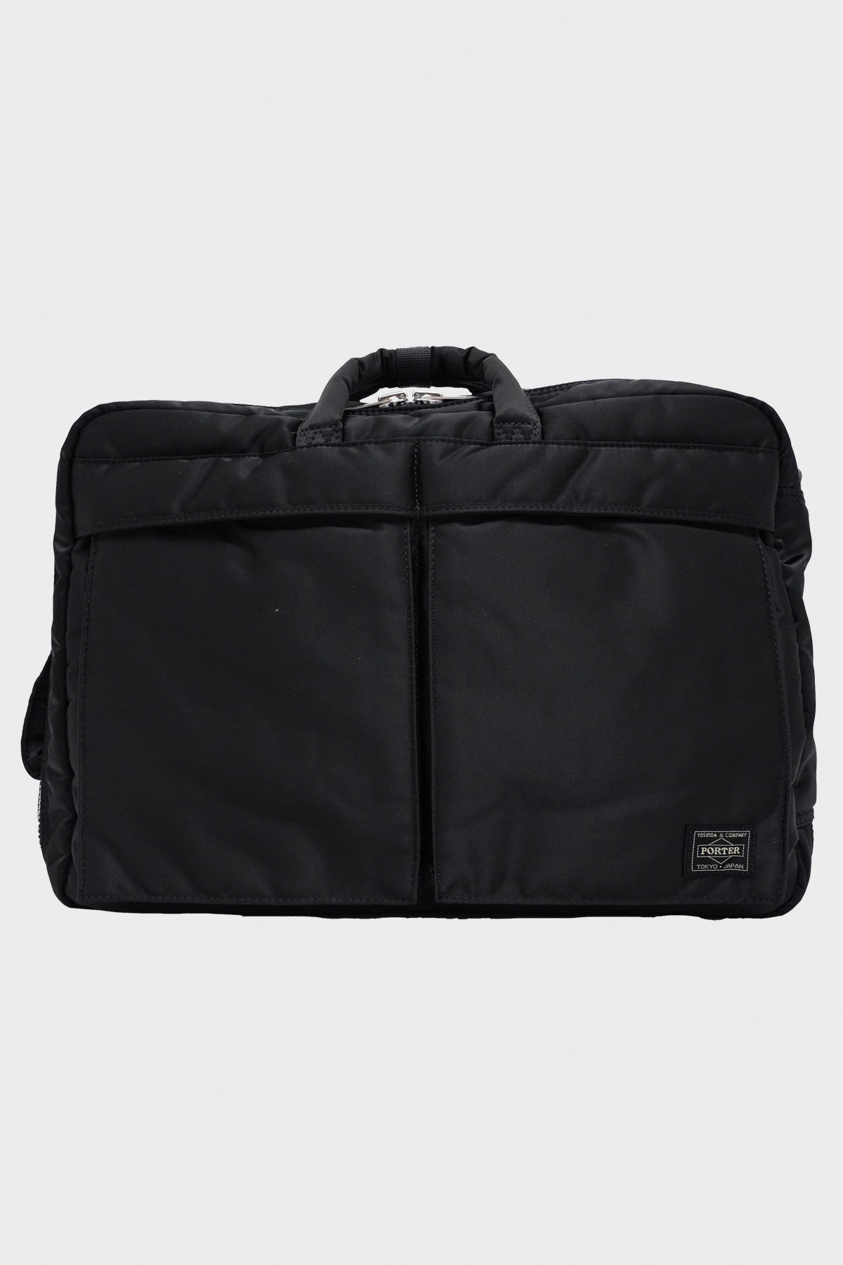 Porter Yoshida and Co - 3 Way Brief Case - Black - Canoe Club