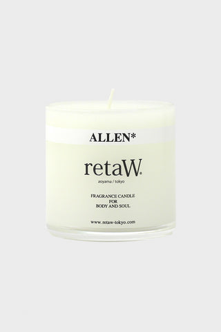 retaw Fragrance Candle - Allen