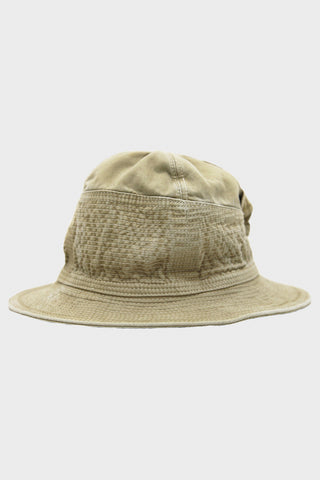 Kapital Chino The Old Man And The Sea Hat- Beige