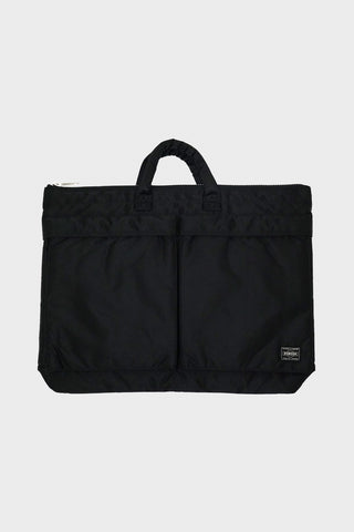 porter yoshida and co Brief Case - Black