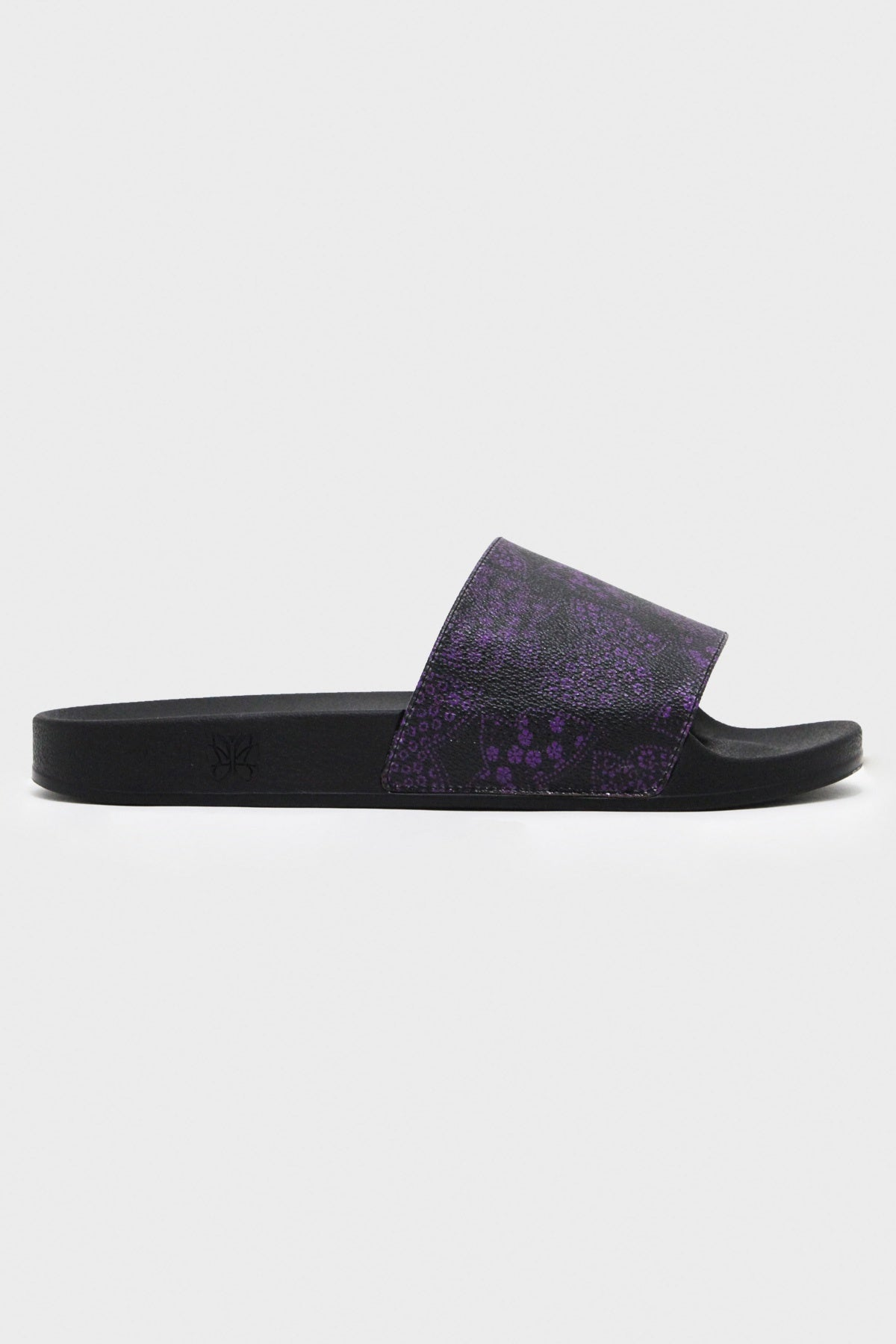 Needles - Shower Sandals Papillon - Black - Canoe Club