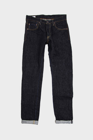 NT - 16.5oz Natural Indigo Selvedge Denim - Tapered Fit