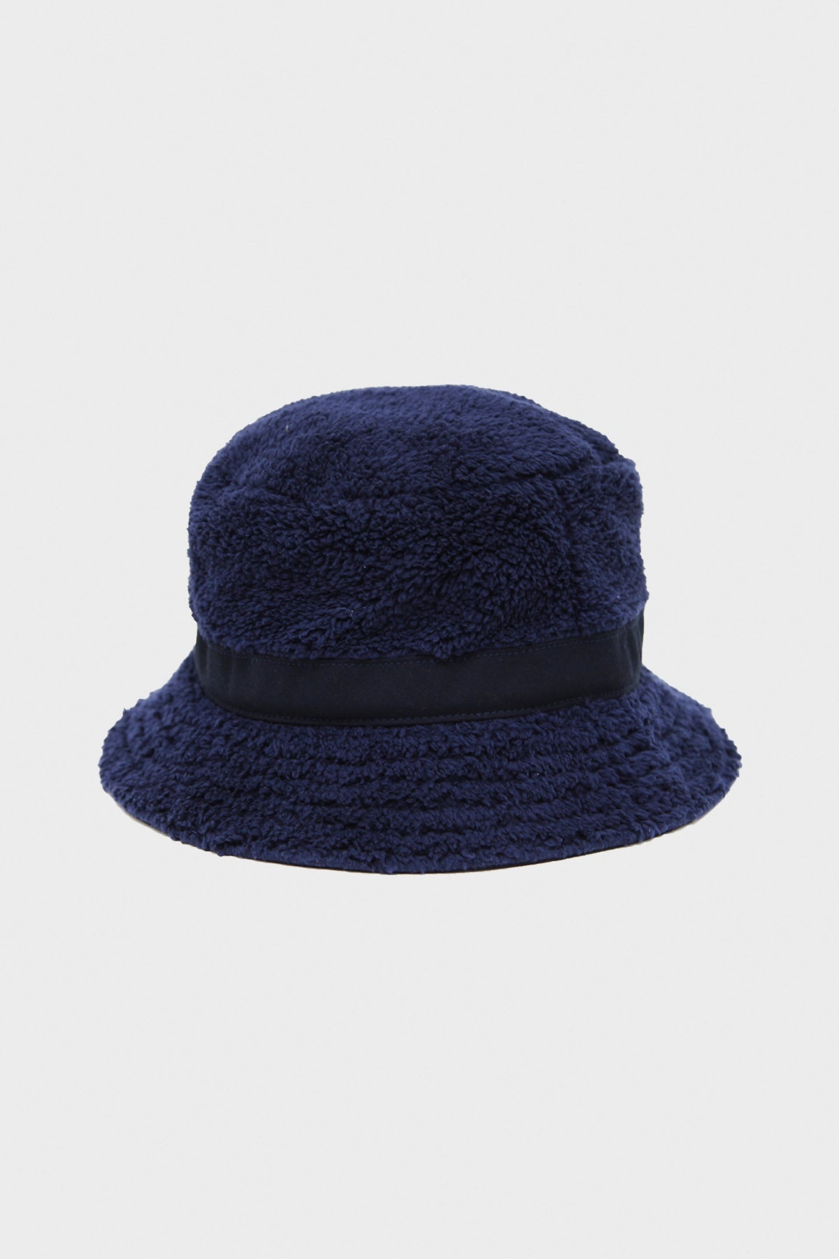 Cableami - Boa Fleece Bucket Hat - Navy - Canoe Club
