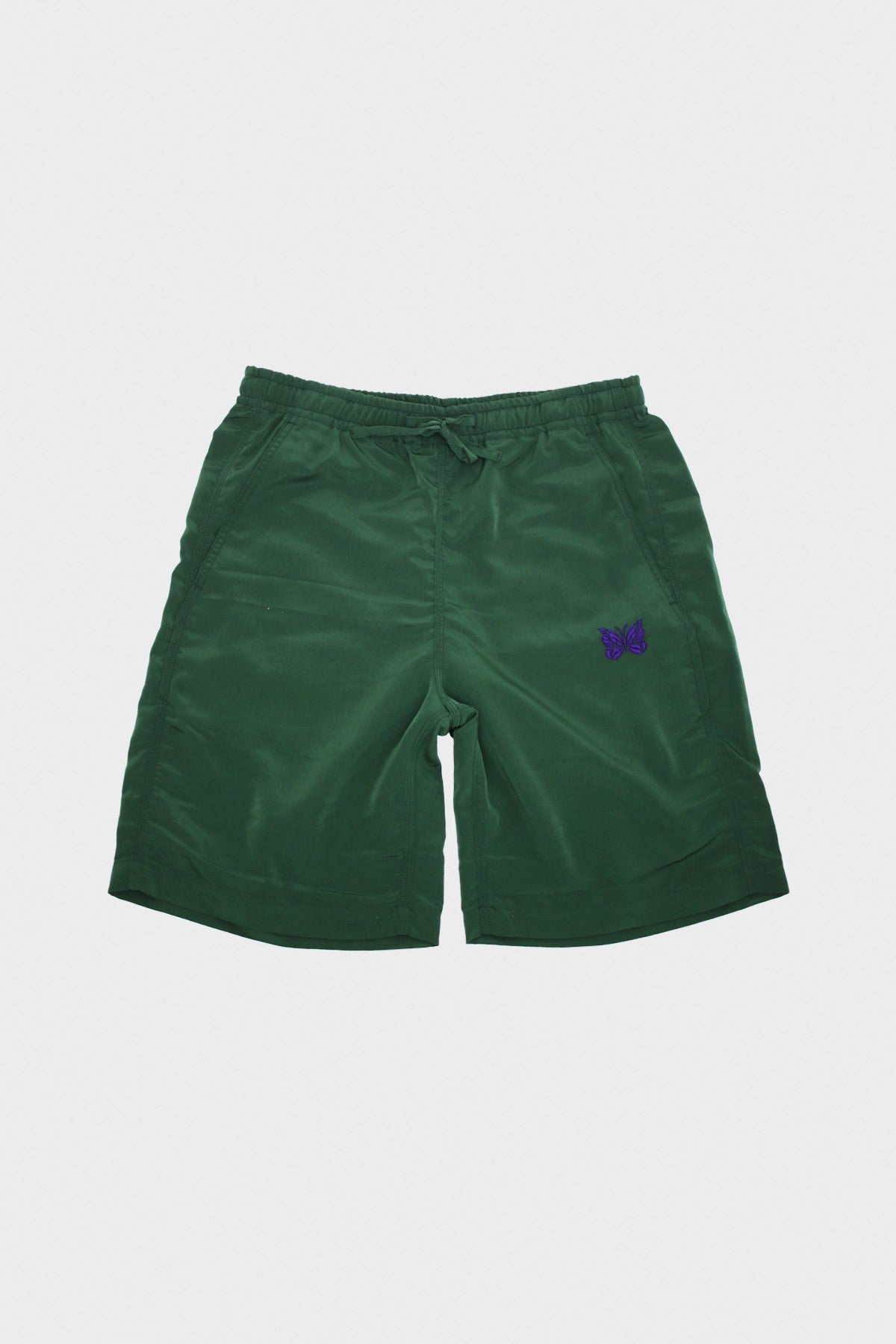 Needles - Basketball Short - Green - Canoe Club