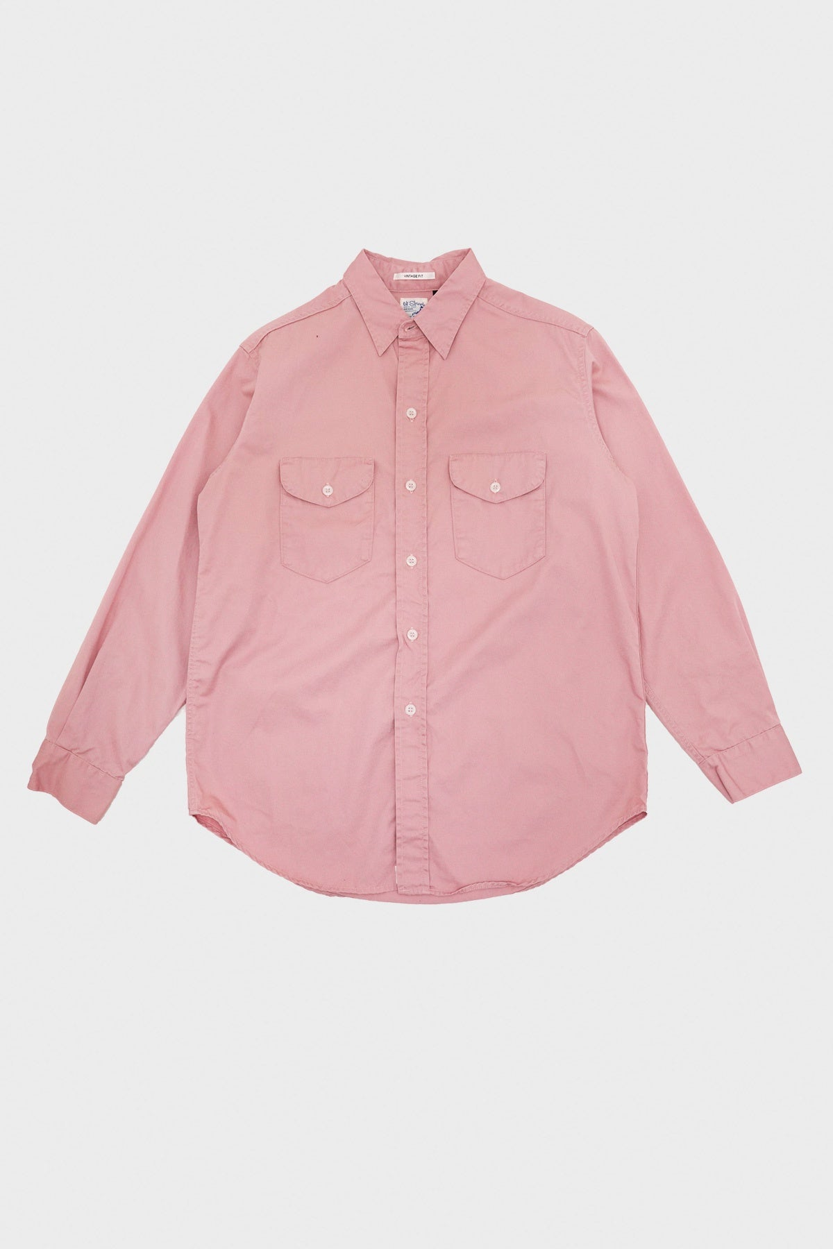 orslow Utility Work Shirt - Pink