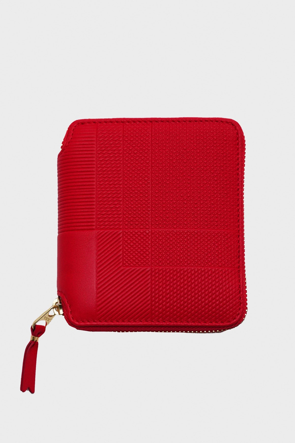 Comme des Garçons WALLET - Intersection Wallet - Red - Canoe Club