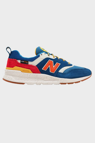 new balance 997H shoes - Andromeda/Blue/Varsity Orange