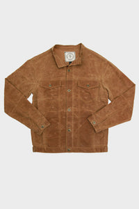 Rider Jacket - Khaki Wax