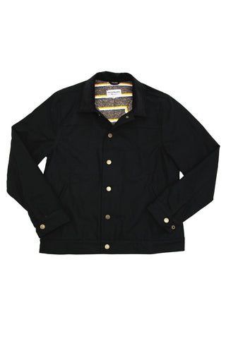 Campus Jacket - Black