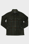 Mackinaw Jac-Shirt - Green/Black