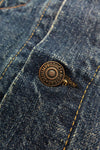 60's Denim Jacket - Used Original Denim