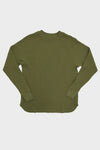 Raglan Thermal - Khaki Fog