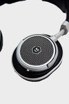 MW50 Wireless Over Ear Headphone - Black