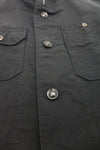 Coverall Jacket - Black