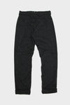 Andover Pant - Dark Grey Worsted