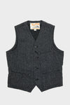 Cotton Covert Work Vest