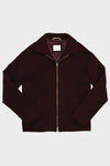 Pomar Driving Jacket - Burgundy