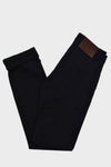 Slim Tapered 120x - Shadow Selvedge