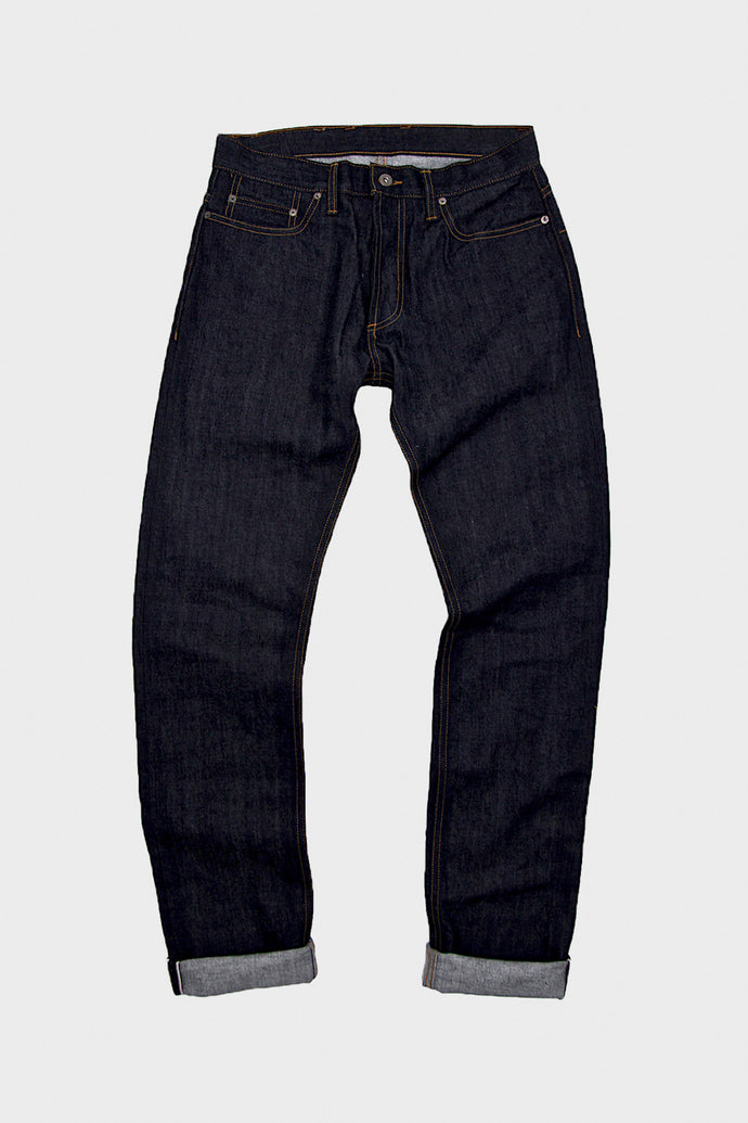 Slim Tapered 101x - Lightweight Indigo Selvedge