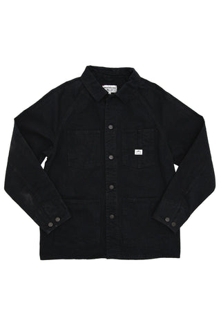 Barn Coat - Black