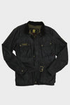 Belstaff Red Black Trialmaster