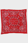 "Vintage ""Trunk Up"" Bandana No. 4"