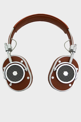 MH40 Over Ear Headphones - Brown