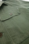 Vintage US Army HBT Shirt
