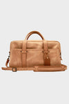 Cammello Leather Weekender Bag